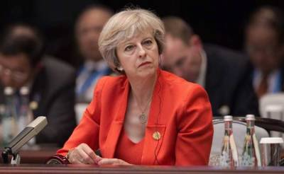 Difficult times ahead for UK economy, says PM Theresa May