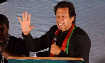 Imran Khan to lead