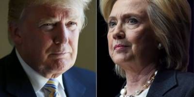 Trump Vs. Hillary: New National Polls result stunning