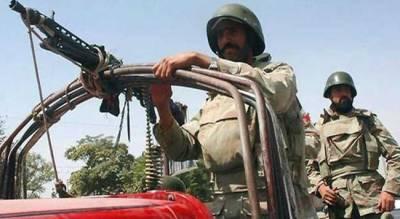 Frontier Corps foils terror bid in Dera Bugti