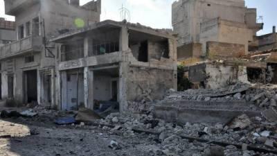 Multiple bomb blasts across Syria plays havoc