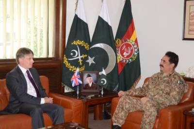 UK's Special Envoy calls on COAS
