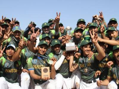 West Asia baseball cup to be hosted by Pakistan