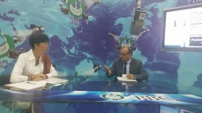 DFID food fortification programme in Pakistan