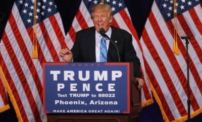 Donald Trump: Is he the (Russian) people's choice