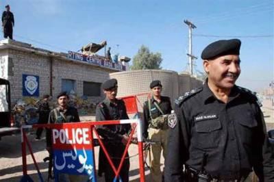 KPK Police foil terror bid in Peshawar