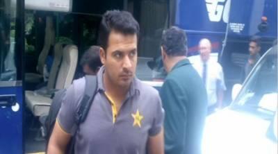 Pakistan Cricket team arrives home after England tour