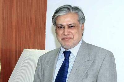 Ishaq Dar leaves for Paris to ink agreement with OECD