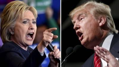 Trump Vs. Clinton : War of words crossing limits