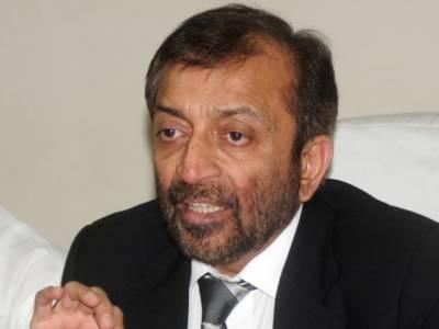 MQM Chief Farooq Sattar injured in road accident