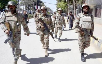 Anti state elements working on foreign agenda in Balochistan: IG FC
