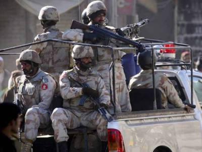 Frontier Corps arrest BLA commander in Kalat