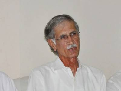 CM Pervez Khattak speaks of government initiatives in KPK