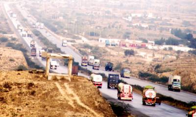 Karachi-Hyderabad M-9 motorway : Project status updates