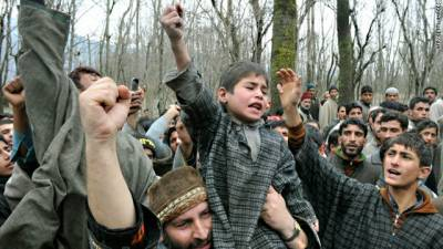 Nagaland - Manipur scholars express solidarity with IOK people