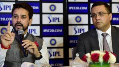 Cash ridden IPL struggles for survival