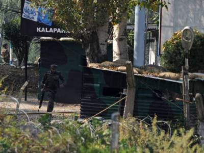 Indian Army Base in IOK under attack, 17 soldiers killed