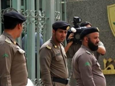 Two Saudi policemen shot dead in Shiite city of Dammam