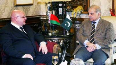 Belarus ambassador vow to enhance bilateral trade ties with Pakistan