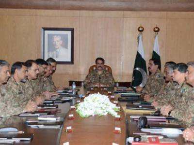 Corps Commander Conference reviews post Uri attack security dynamics in the region