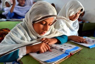 KPK government reforms for female education in the province