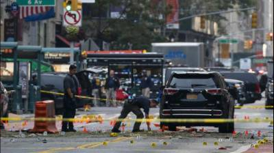 NY bomb blast: No international terrorism link, says governor New York