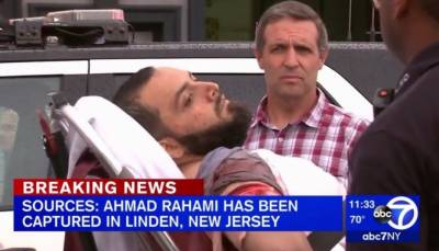 NY bombings suspect, Afghan Boy arrested after shoot out: US TV