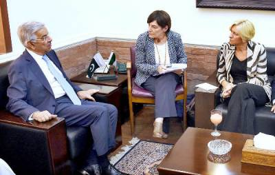 Pakistan - Italy defence ties to be enhanced: Italian Defence Minister