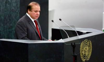 PM Nawaz Sharif meets New Zealander counterpart in New York