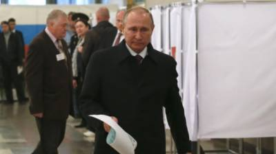 Putin's United Russia party dominates nationwide vote: exit polls