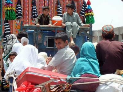 South Waziristan IDPs repatriation begins