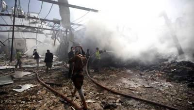 US-made bomb used in deadly strike on Yemen hospital: Amnesty