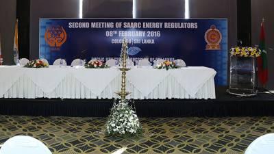 3rd SAARC Energy Regulators meeting in Islamabad
