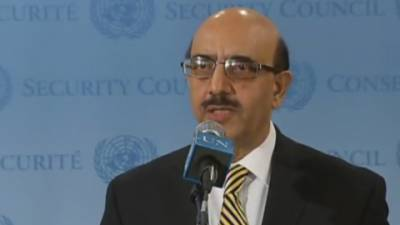 AJK President urges OIC's role to end brutalities in IOK