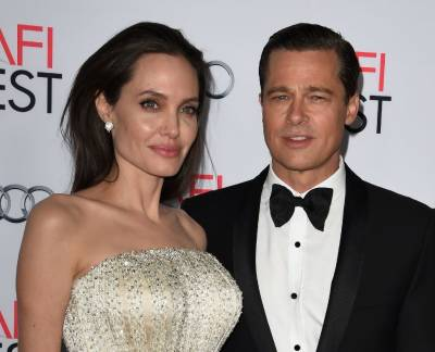 Angelina Jolie files divorce from Brad Pitt: TMZ