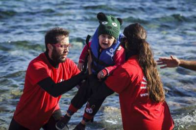 New York Declaration: UN 'bold' plan for refugees protection