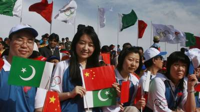 Pakistanis are best friends of Chinese, says Chinese Vice Minister