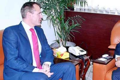Denmark Ambassador calls on Bilawal Bhutto Zardari