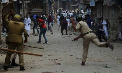 Kashmiri delegation lashes out at India in UN Human Rights Council session in Geneva