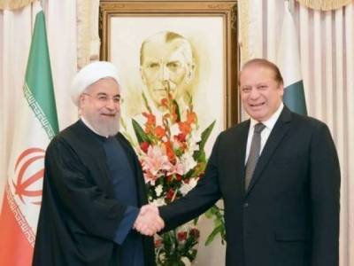 Pak-Iran ties: Iranian President desirous of joining Pak-China CPEC project
