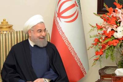 Pakistan's security is Iran's security: President Rouhani