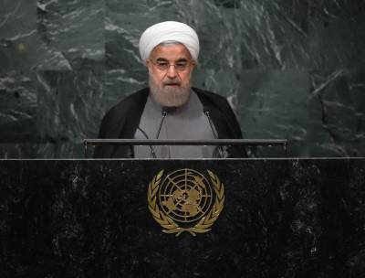 Rouhani hits US in UNGA address over nuclear deal