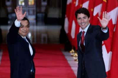 China - Canada free trade deal on cards