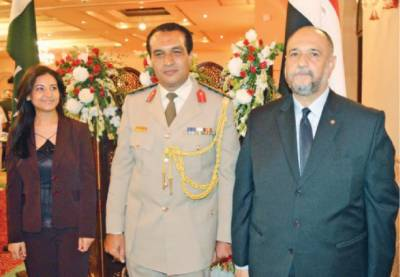 Egyptian Ambassador expresses concern over HR violations in IOK by India