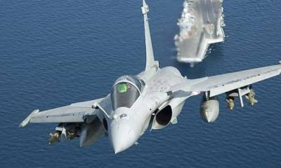 India signs one of the biggest defence deals of decade with France