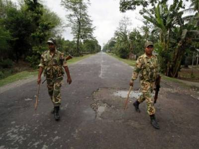 Indian Security Forces kill suspected militants in restive Assam region