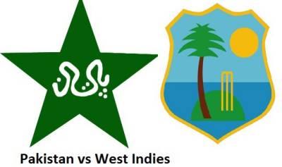 Pakistan Vs. West Indies series at Dubai: Series plan