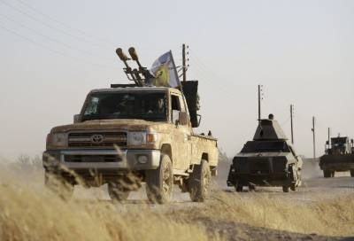 Pentagon to arm Syrian Kurds against ISIS