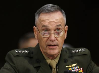 US General blasted Russia over Syria