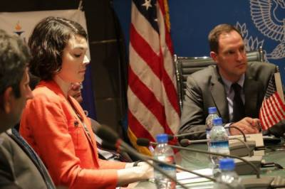Deputy Chief US Embassy calls on CM Shehbaz Sharif